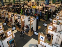 TRENZ exhibitors